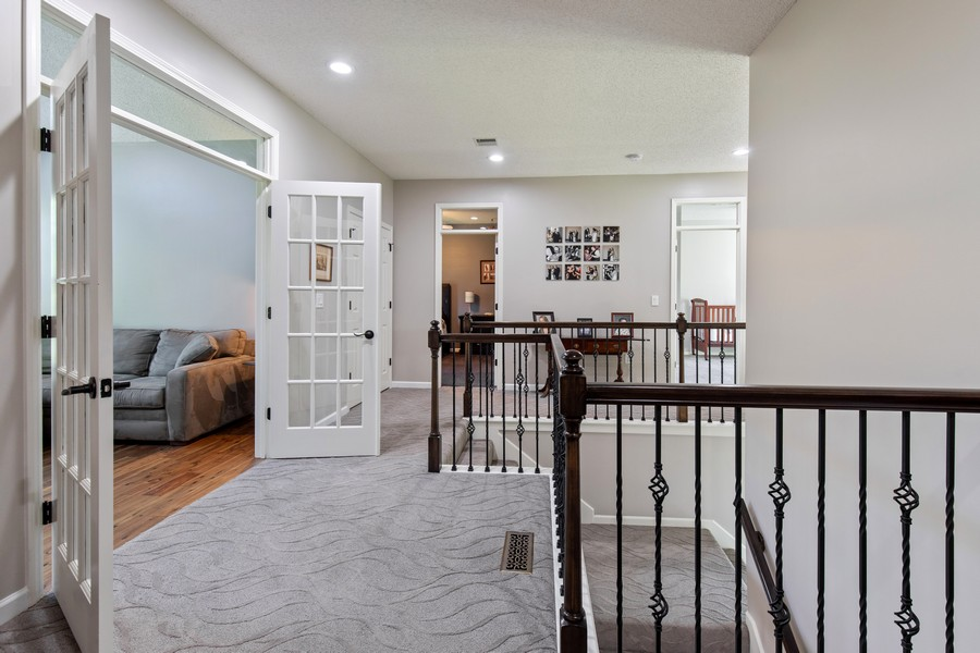 Real Estate Photography - 10404 W. 131st ter, Overland Park, KS, 66210 - Hallway