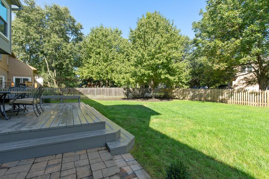 Real Estate Photography - 10404 W. 131st ter, Overland Park, KS, 66210 - Deck