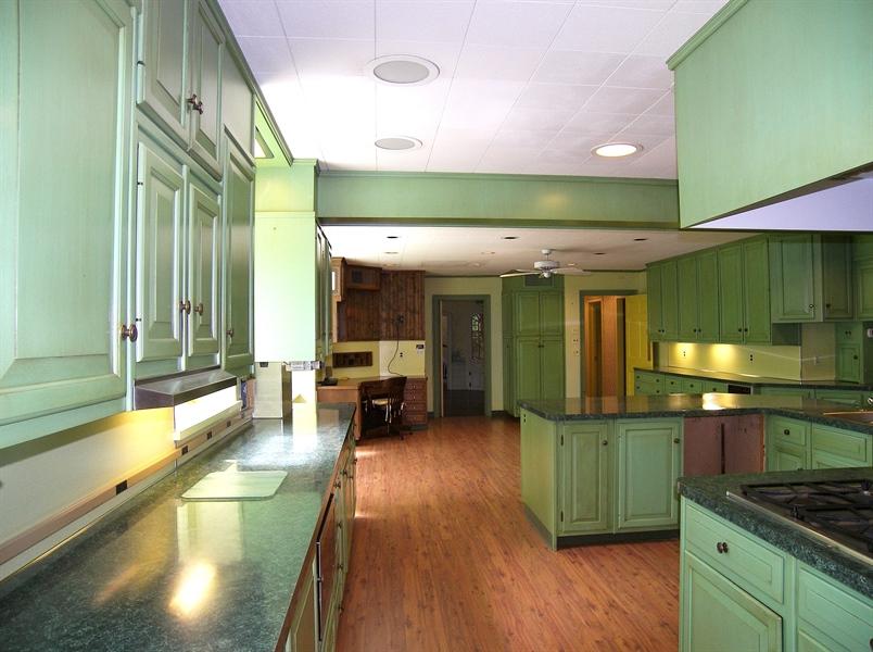 Real Estate Photography - 206 Montchanin Road, Greenville, DE, 19807 - Huge kitchen