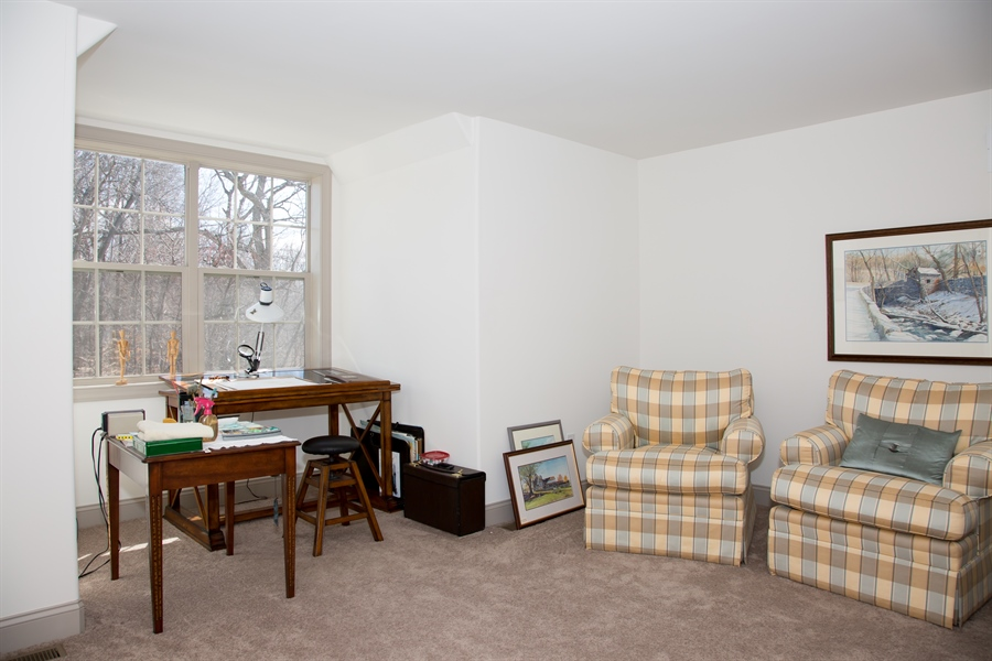 Real Estate Photography - 74 Centerville Rd, Wilmington, DE, 19808 - 13 X 13 carpeted 3rd bedroom