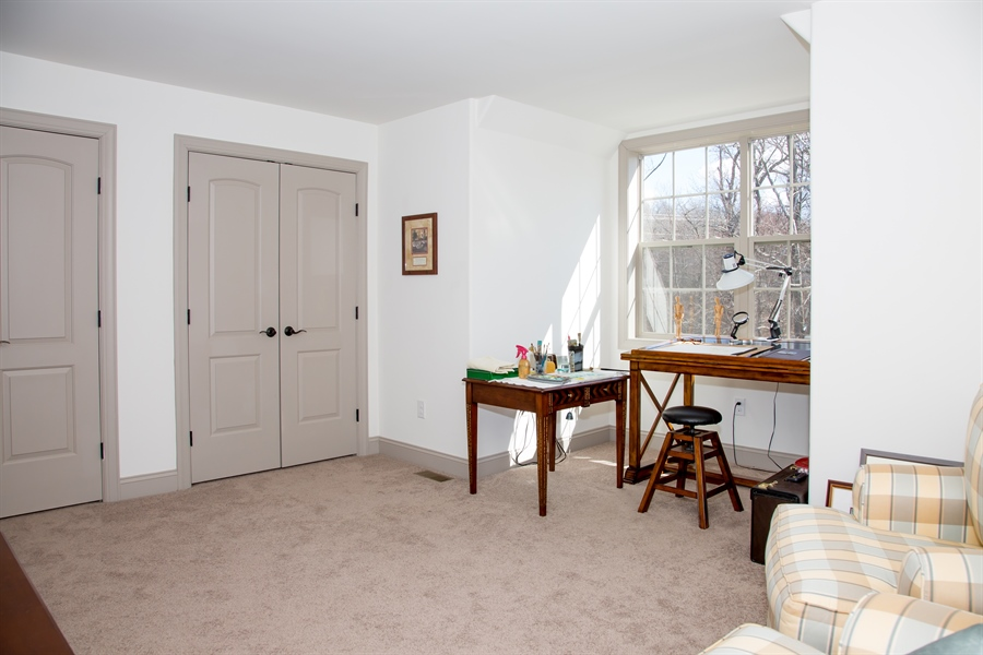 Real Estate Photography - 74 Centerville Rd, Wilmington, DE, 19808 - 3rd Br. (cont.) with bay window