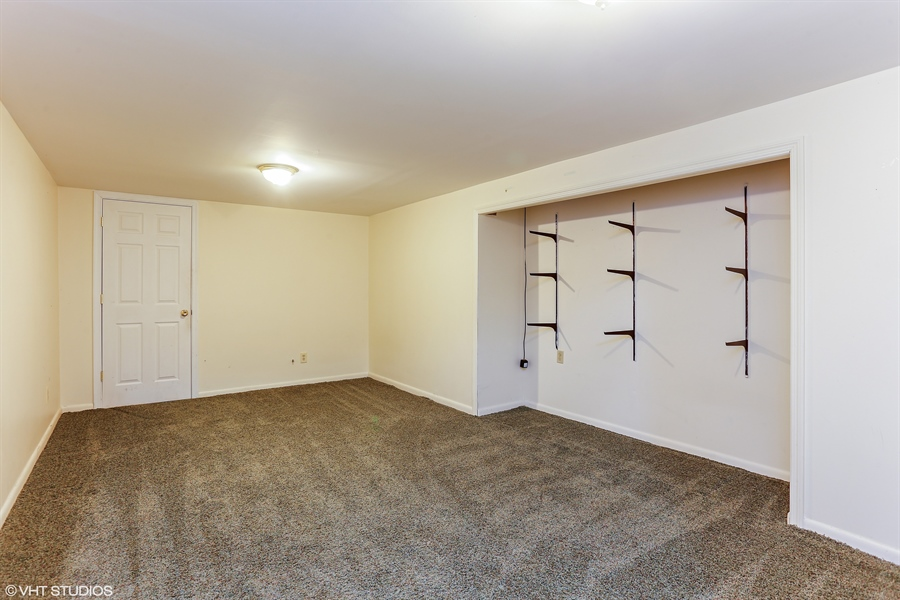 Real Estate Photography - 2422 Calf Run Dr, Wilmington, DE, 19808 - Media Room