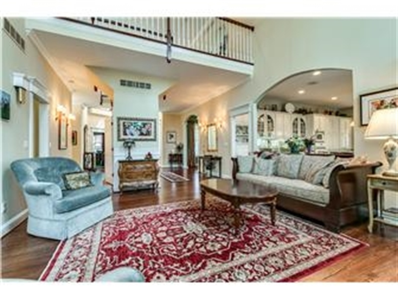 Real Estate Photography - 3495 Montchanin Rd, Greenville, DE, 19807 - Family Room