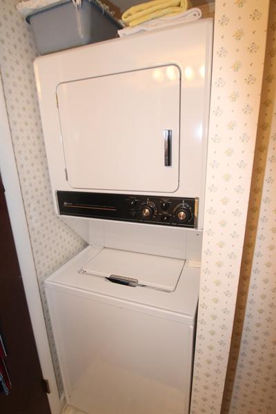 Real Estate Photography - 1003 Chelmsford Cir, Newark, DE, 19713 - Laundry Closet