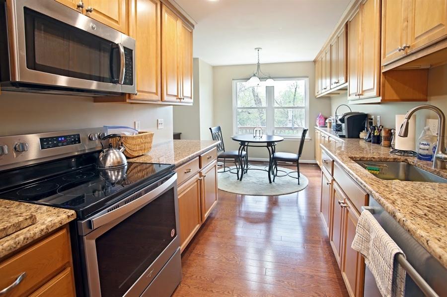 Real Estate Photography - 2226 Saint Francis St, Wilmington, DE, 19808 - Eat in kitchen