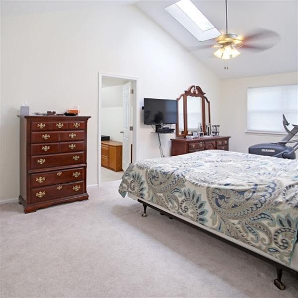 Real Estate Photography - 2226 Saint Francis St, Wilmington, DE, 19808 - Master Bedroom
