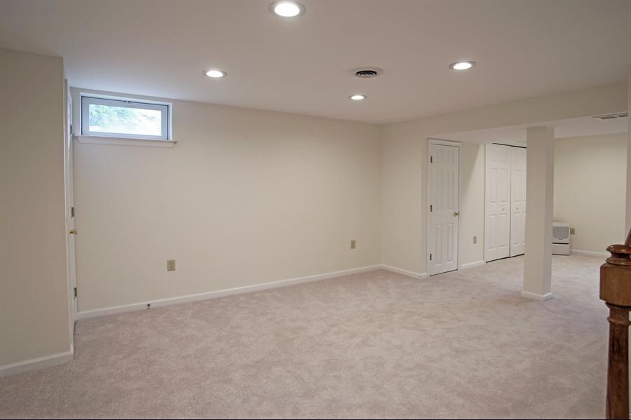 Real Estate Photography - 2226 Saint Francis St, Wilmington, DE, 19808 - Finished basement