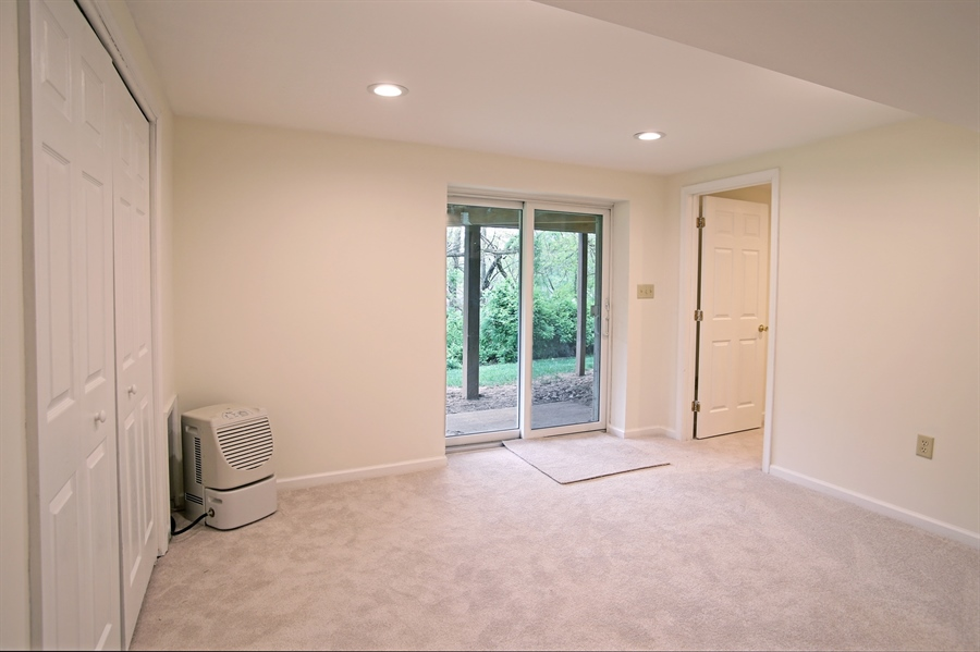 Real Estate Photography - 2226 Saint Francis St, Wilmington, DE, 19808 - Another view of finished basement
