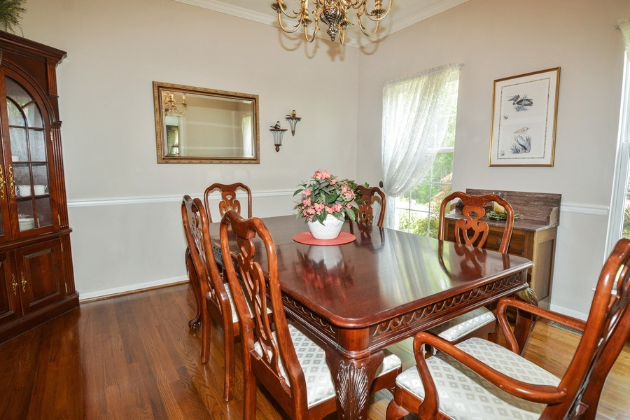 Real Estate Photography - 508 Thorndale Dr, Hockessin, DE, 19707 - Dining Room