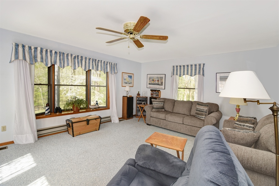 Real Estate Photography - 4377 Telegraph Rd, Elkton, MD, 21921 - FAMILY ROOM ADDITION WITH A VIEW!