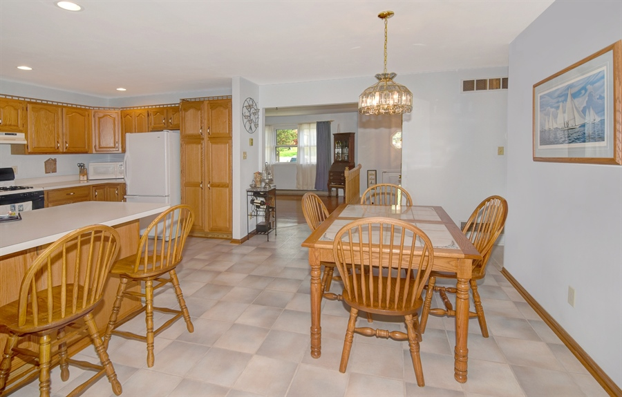 Real Estate Photography - 4377 Telegraph Rd, Elkton, MD, 21921 - FAMILY ROOM TO KITCHEN