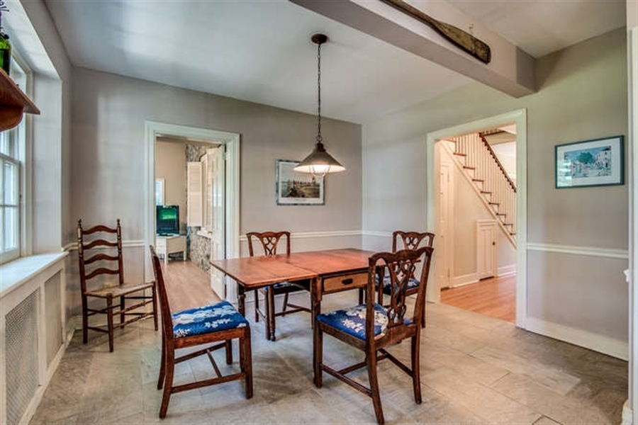 Real Estate Photography - 615 Old Wilmington Rd, Hockessin, DE, 19707 - Breakfast Room