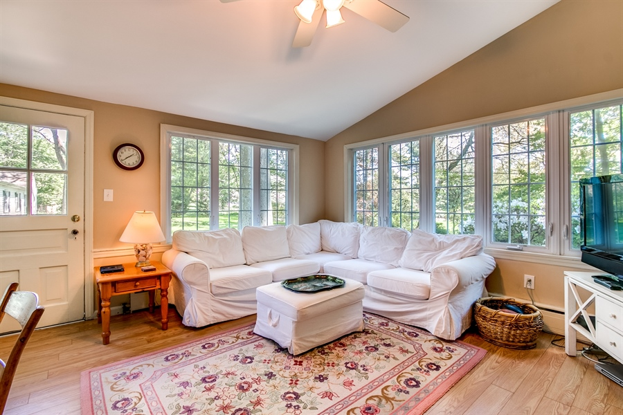 Real Estate Photography - 615 Old Wilmington Rd, Hockessin, DE, 19707 - Family Room