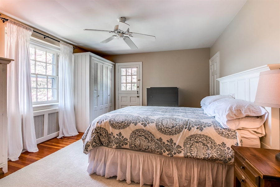 Real Estate Photography - 615 Old Wilmington Rd, Hockessin, DE, 19707 - Bedroom 3