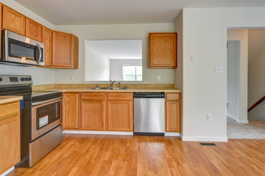 Real Estate Photography - 101 Ben Blvd, Elkton, DE, 21921 - All new stainless appliances with warranty