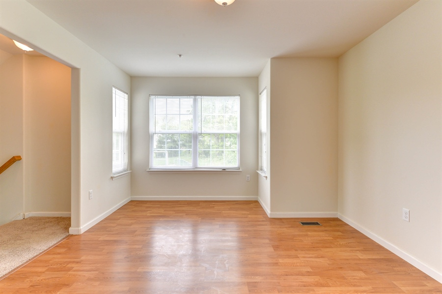 Real Estate Photography - 101 Ben Blvd, Elkton, DE, 21921 - Kitchen bump out adds to spaciousness