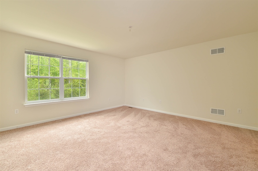 Real Estate Photography - 101 Ben Blvd, Elkton, DE, 21921 - Master bedroom, 15 x 14, with his and her closets