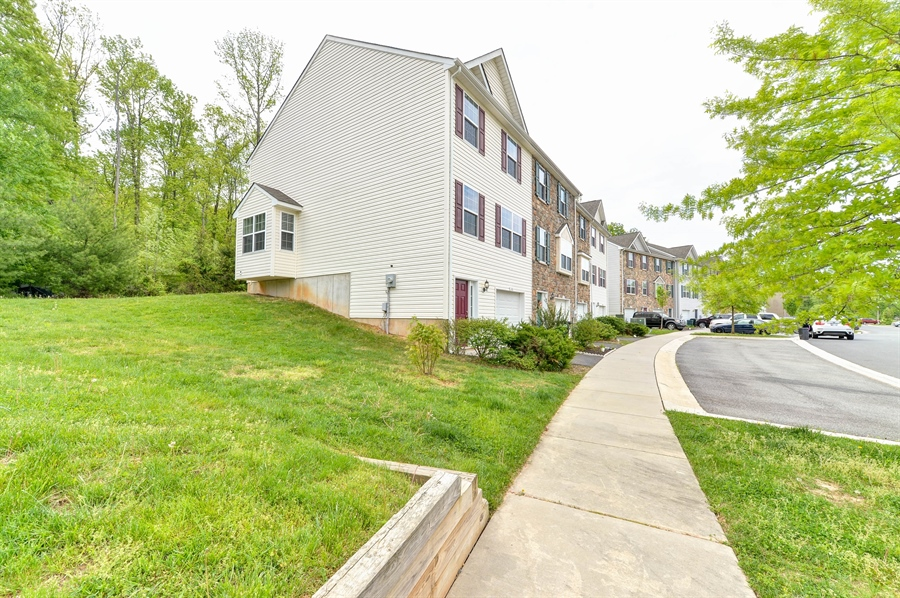 Real Estate Photography - 101 Ben Blvd, Elkton, DE, 21921 - View from overflow parking area and playground