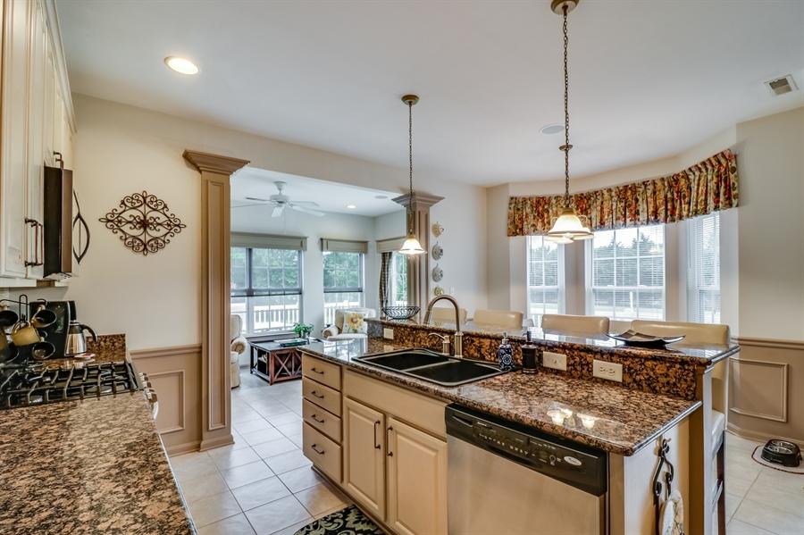 Real Estate Photography - 13 Beacon Cir, Millsboro, DE, 19966 - Delightful kitchen