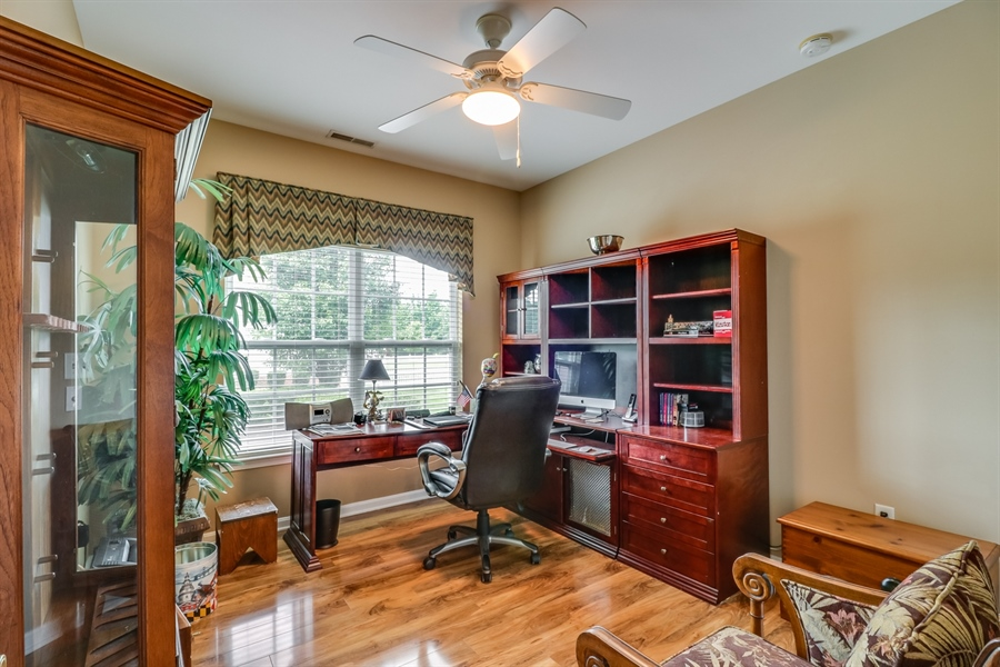 Real Estate Photography - 13 Beacon Cir, Millsboro, DE, 19966 - Office that could be used as a 4th bedroom
