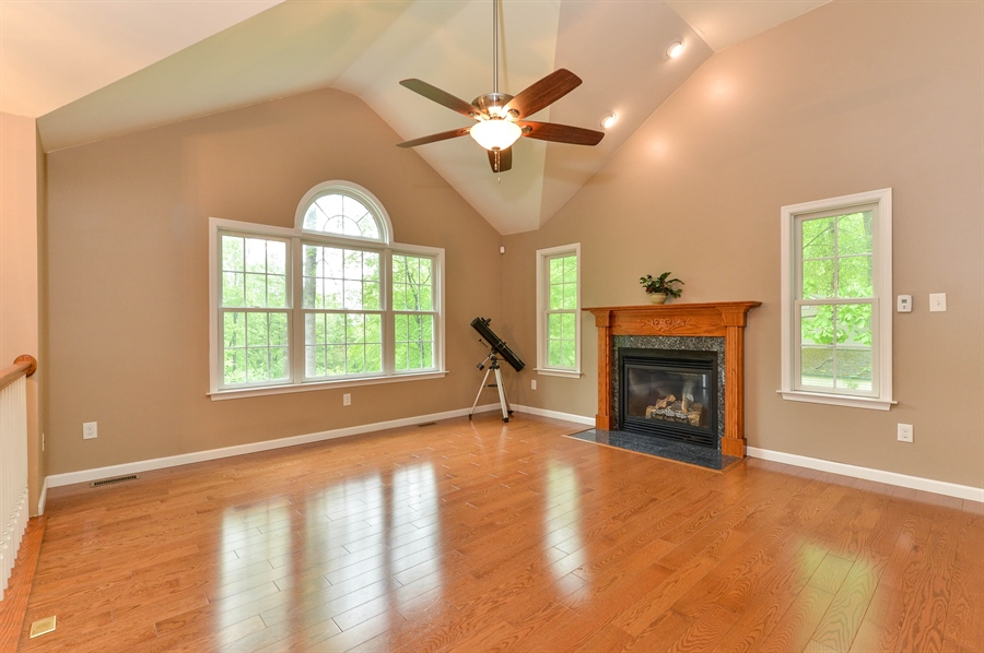 Real Estate Photography - 125 Algonquin Dr, Rising Sun, MD, 21911 - GLEAMING HARDWOODS, VAULTED CEILINGS