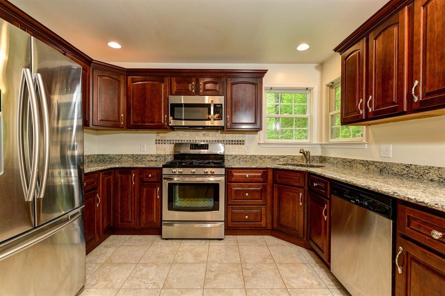 Real Estate Photography - 125 Algonquin Dr, Rising Sun, MD, 21911 - GRANITE KITCHEN