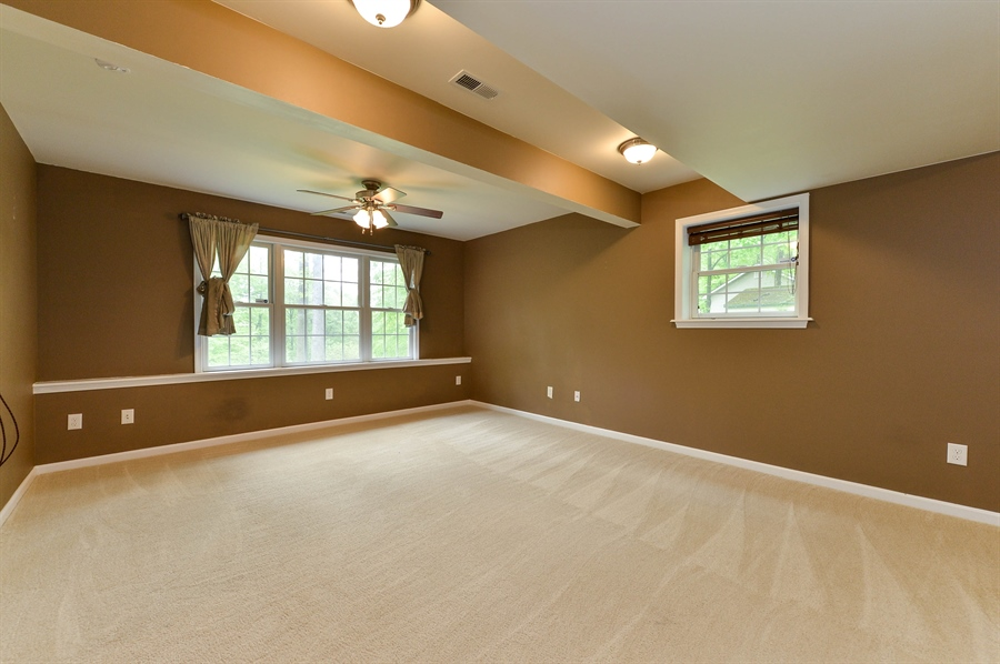 Real Estate Photography - 125 Algonquin Dr, Rising Sun, MD, 21911 - FINISHED LOWER LEVEL