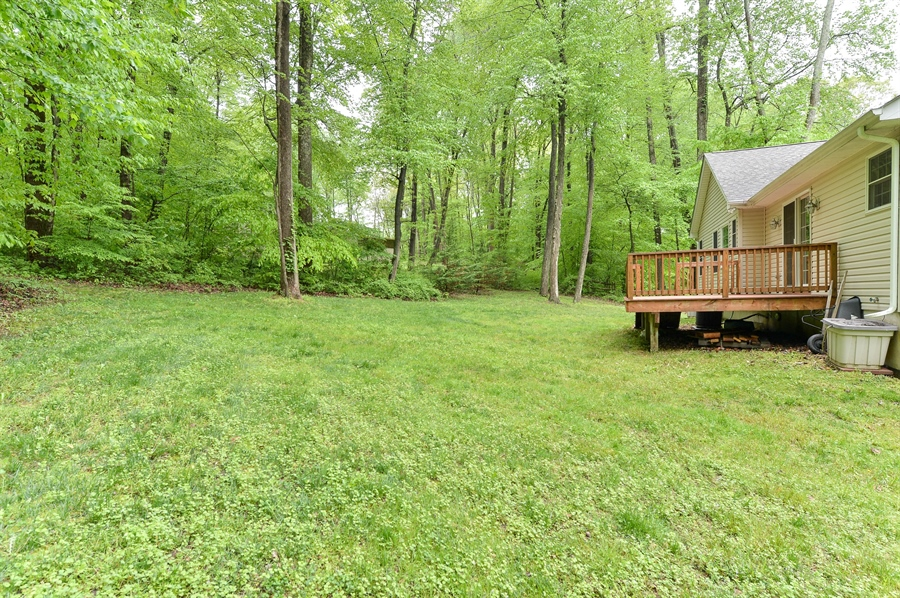 Real Estate Photography - 125 Algonquin Dr, Rising Sun, MD, 21911 - BACKS TO WOODS