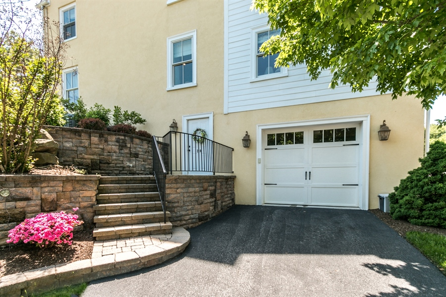 Real Estate Photography - 210 Phillips Mill Ln, Newark, DE, 19711 - Stunning Paver Patio and Landscaping