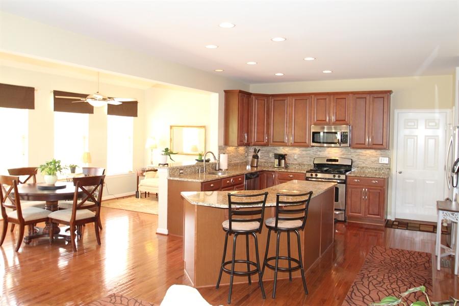 Real Estate Photography - 927 Aringa Way, Avondale, PA, 19311 - Kitchen/Sunroom