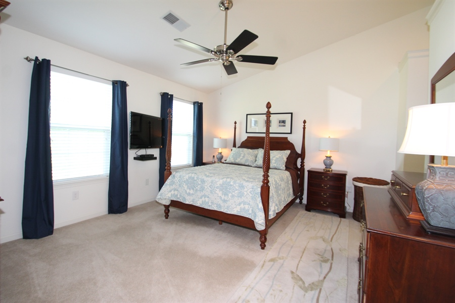Real Estate Photography - 927 Aringa Way, Avondale, PA, 19311 - Master Bedroom