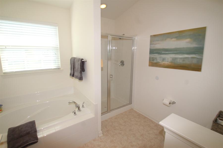 Real Estate Photography - 927 Aringa Way, Avondale, PA, 19311 - Master Bath