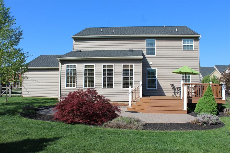 Real Estate Photography - 927 Aringa Way, Avondale, PA, 19311 - Rear of home