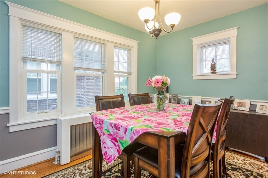 Real Estate Photography - 807 W 22nd St, Wilmington, DE, 19802 - Dining area