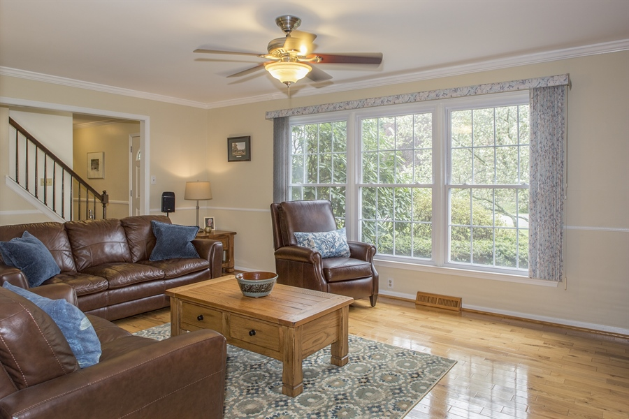 Real Estate Photography - 206 Atlanta Ct, Elkton, MD, 21921 - Living Room