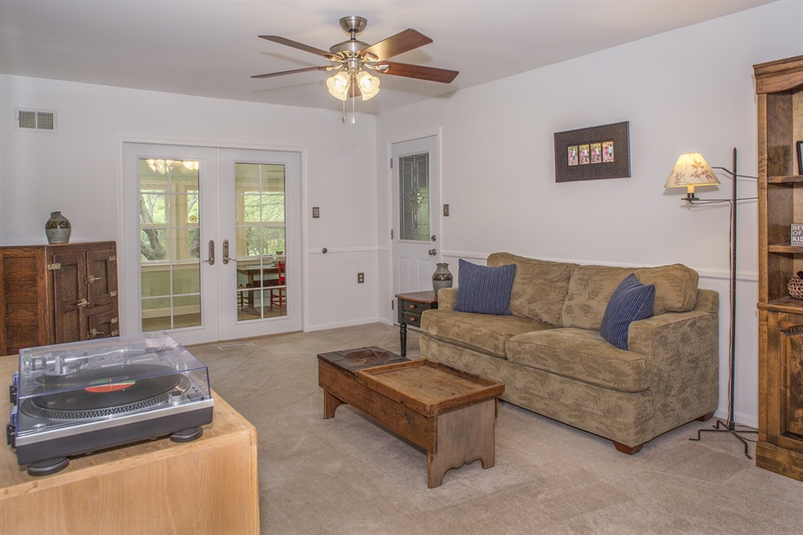 Real Estate Photography - 206 Atlanta Ct, Elkton, MD, 21921 - Family Room