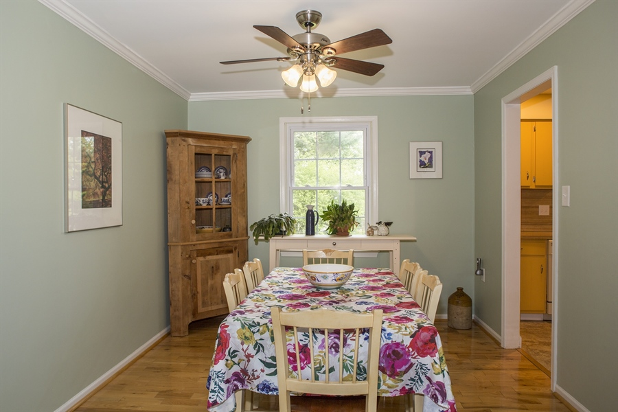 Real Estate Photography - 206 Atlanta Ct, Elkton, MD, 21921 - Dining Room