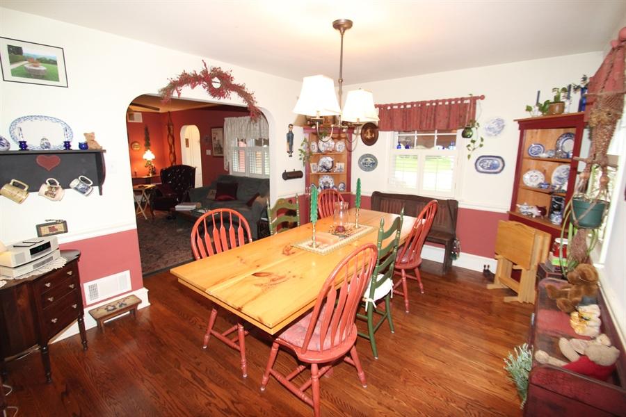 Real Estate Photography - 103 Mendell Pl, New Castle, DE, 19720 - Dining Room