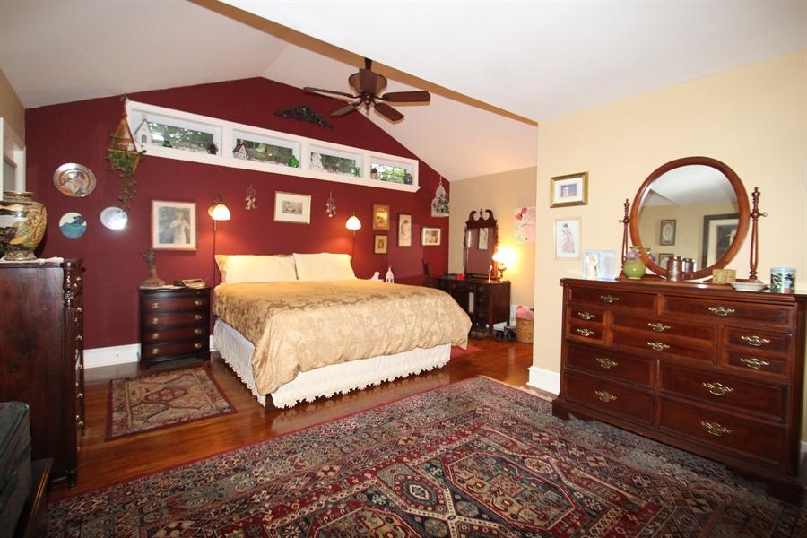Real Estate Photography - 103 Mendell Pl, New Castle, DE, 19720 - Master Bedroom