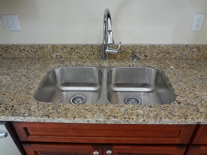 Real Estate Photography - 9 N Main Street, Magnolia, DE, 19962 - Double sink