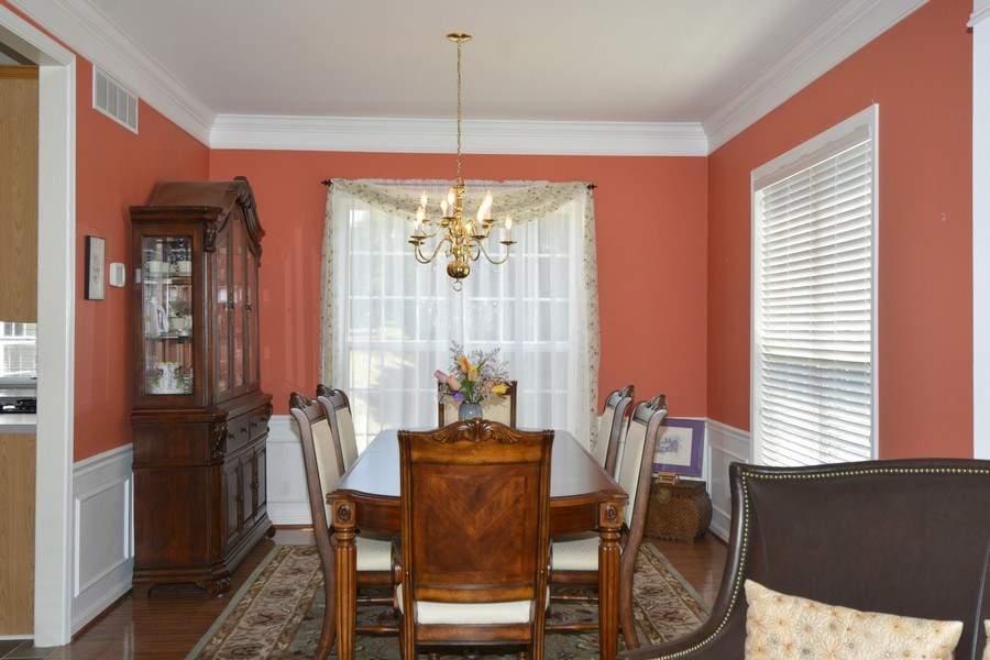 Real Estate Photography - 105 Odessa Way, Newark, DE, 19711 - Dining Room