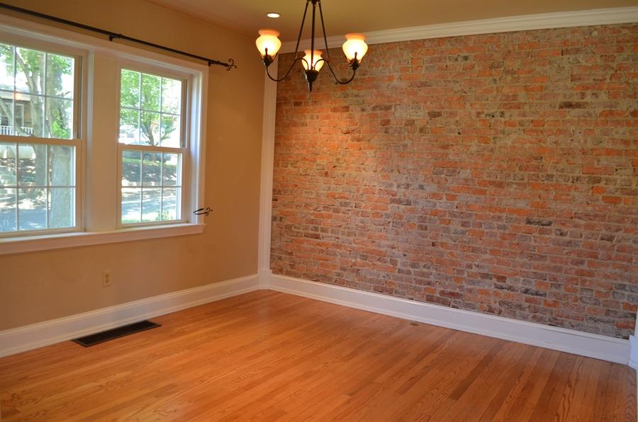 Real Estate Photography - 604 Harrington St, Wilmington, DE, 19805 - Exposed Brick & Beautiful Floors