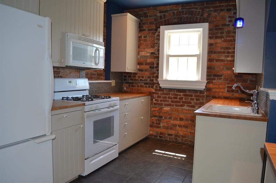 Real Estate Photography - 604 Harrington St, Wilmington, DE, 19805 - Updated Kitchen