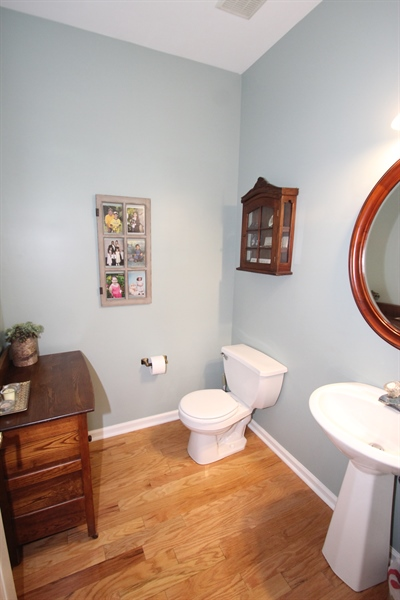 Real Estate Photography - 302 Red Cedar Ln, Bear, DE, 19701 - Power Room