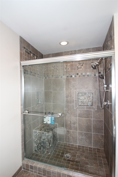 Real Estate Photography - 302 Red Cedar Ln, Bear, DE, 19701 - Master Bath