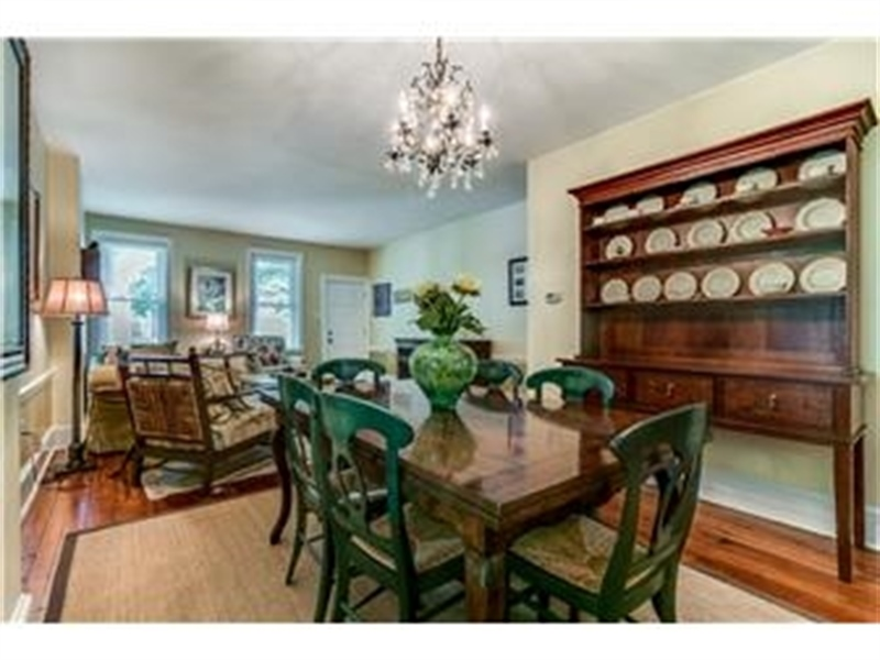 Real Estate Photography - 1524 Clinton St, Wilmington, DE, 19806 - Formal Dining Room