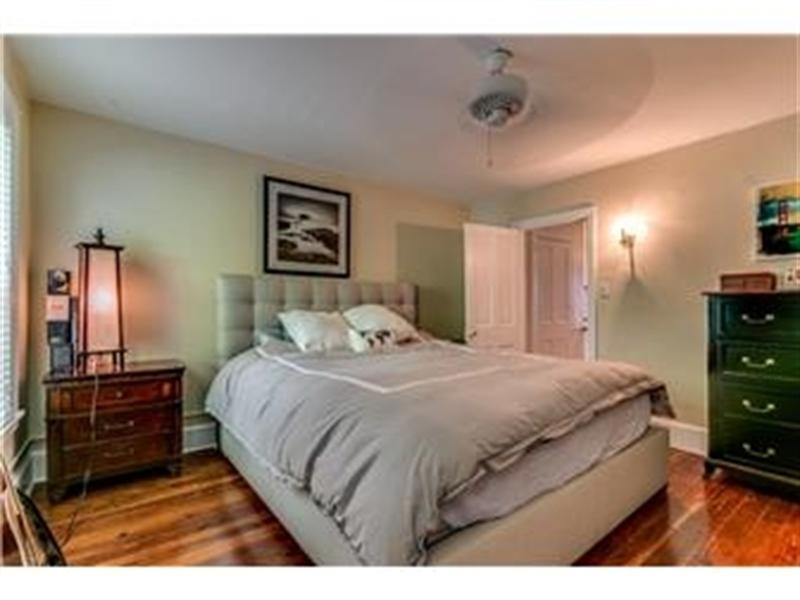 Real Estate Photography - 1524 Clinton St, Wilmington, DE, 19806 - Master Bedroom