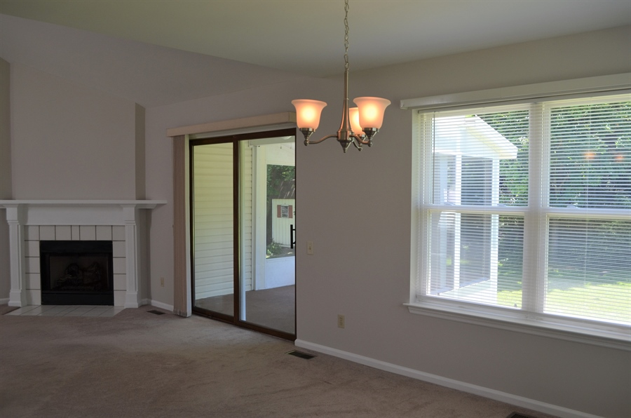 Real Estate Photography - 103 W Cobblefield Ct, Newark, DE, 19713 - View from Dining Room