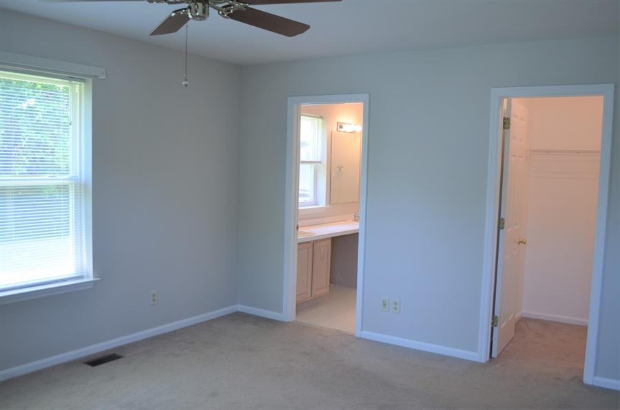 Real Estate Photography - 103 W Cobblefield Ct, Newark, DE, 19713 - Main Bedroom w/ Walk-in Closet & En Suite.