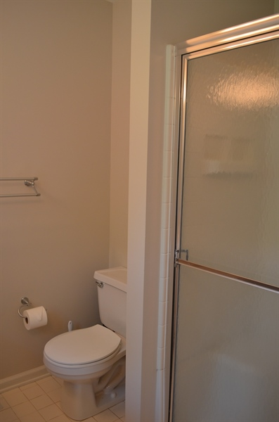 Real Estate Photography - 103 W Cobblefield Ct, Newark, DE, 19713 - Seated Shower Stall